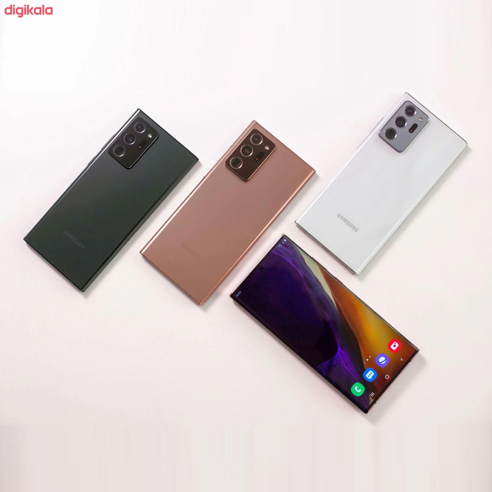 گوشی موبایل سامسونگ مدل Galaxy Note20 Ultra SM-N985F/DS دو سیم کارت ظرفیت 256 گیگابایت  main 1 12