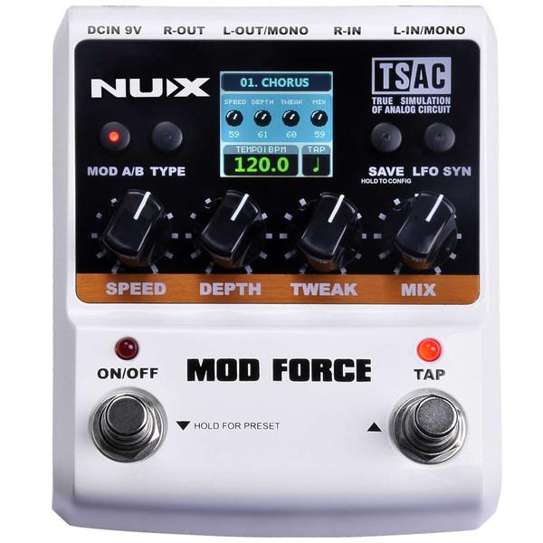پدال افکت گیتار ان یو ایکس مدل Mod Force