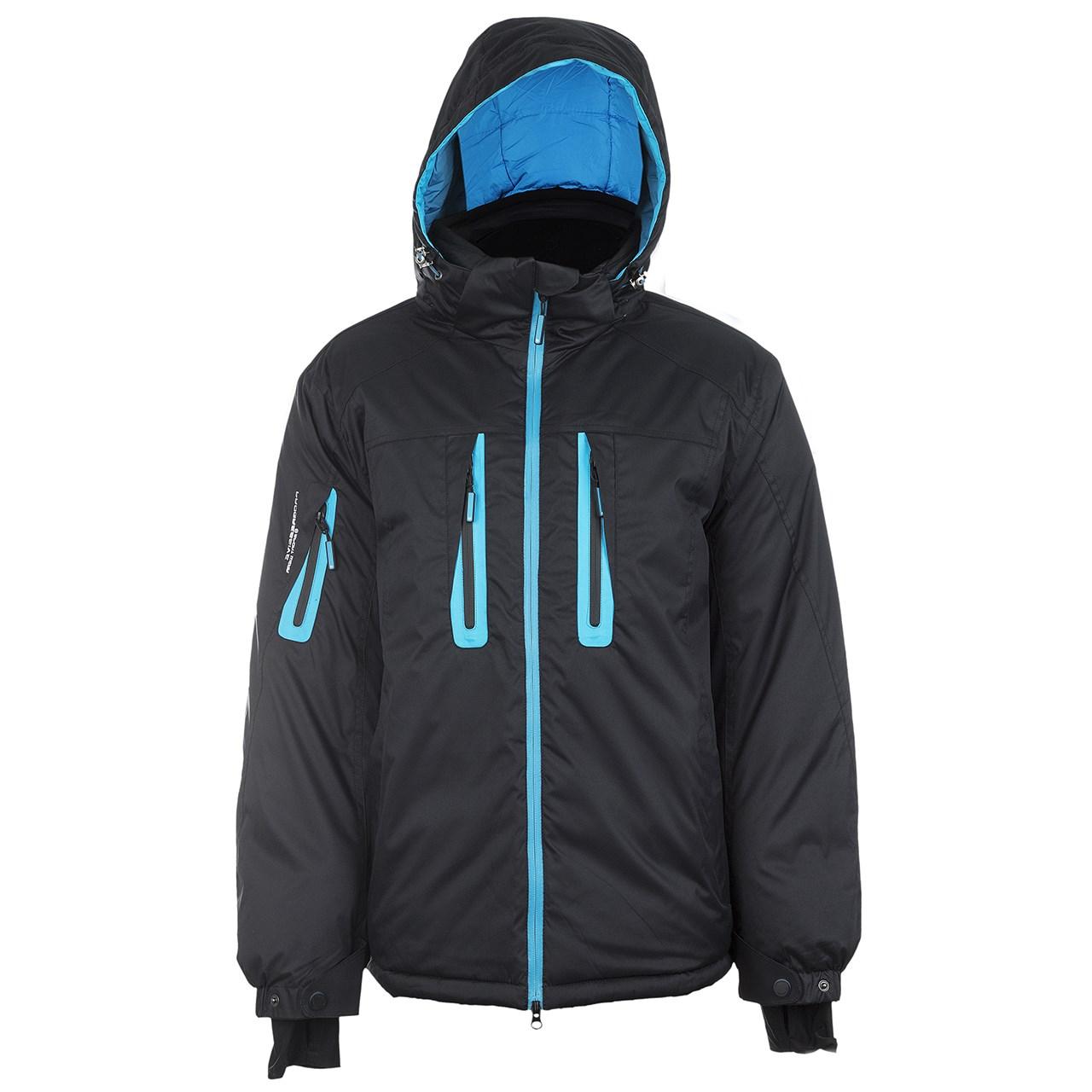 کاپشن اسکی مردانه دبلیو اچ اس مدل 99 Snow Wear