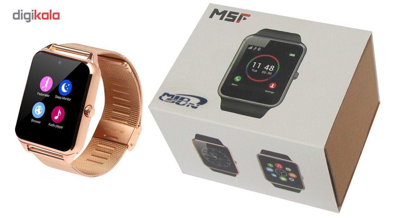 ساعت هوشمند میدسان مدل Z60 main 1 2