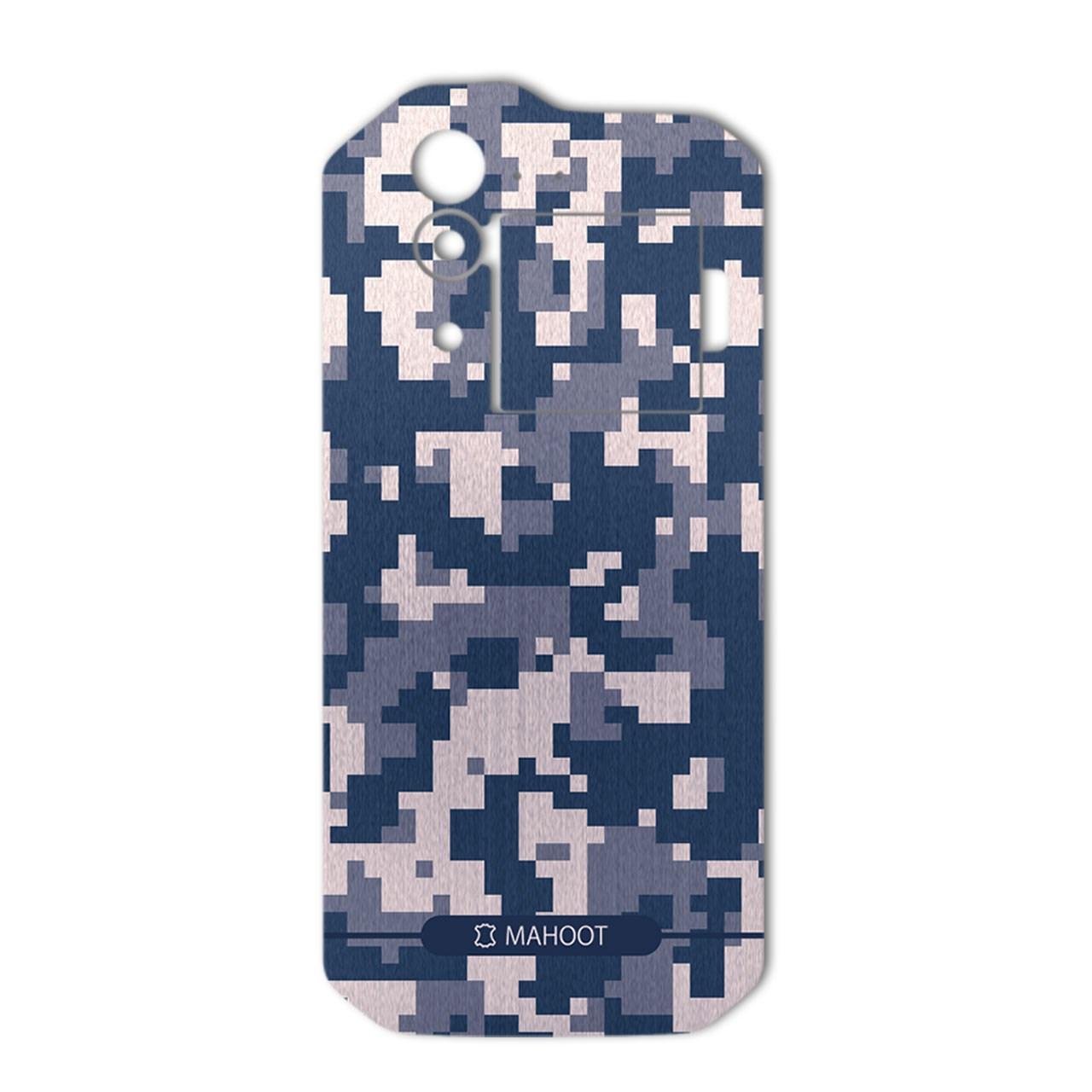 برچسب تزئینی ماهوت مدل Army-pixel Design مناسب برای گوشی CAT S60