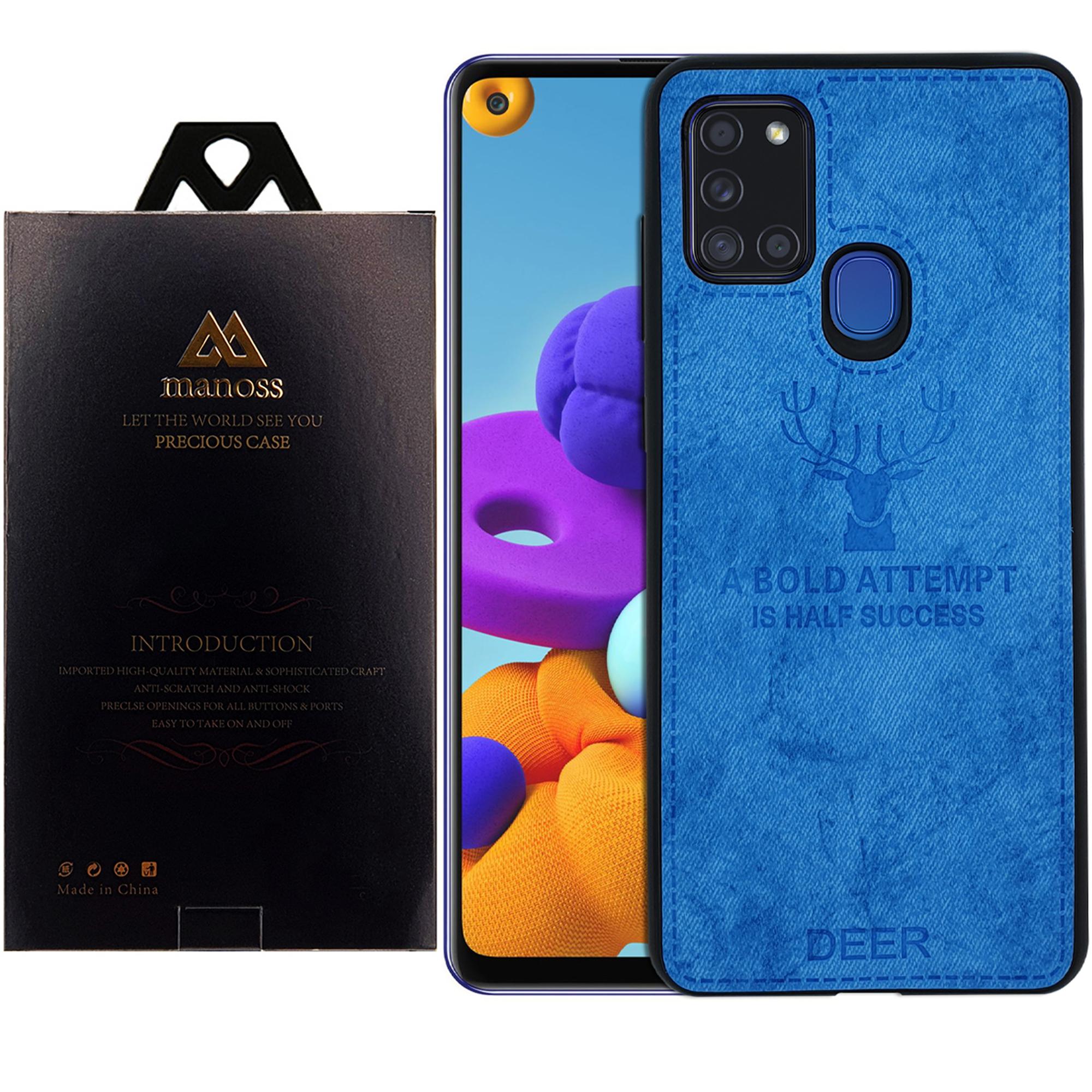 کاور مانوس مدل CASUAL مناسب برای گوشی موبایل سامسونگ Galaxy A21S                     غیر اصل