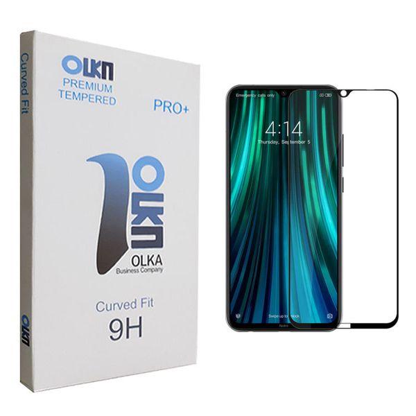 محافظ صفحه نمایش الکا مدل +PRO مناسب برای گوشی موبایل شیائومی Redmi Note 8 Pro