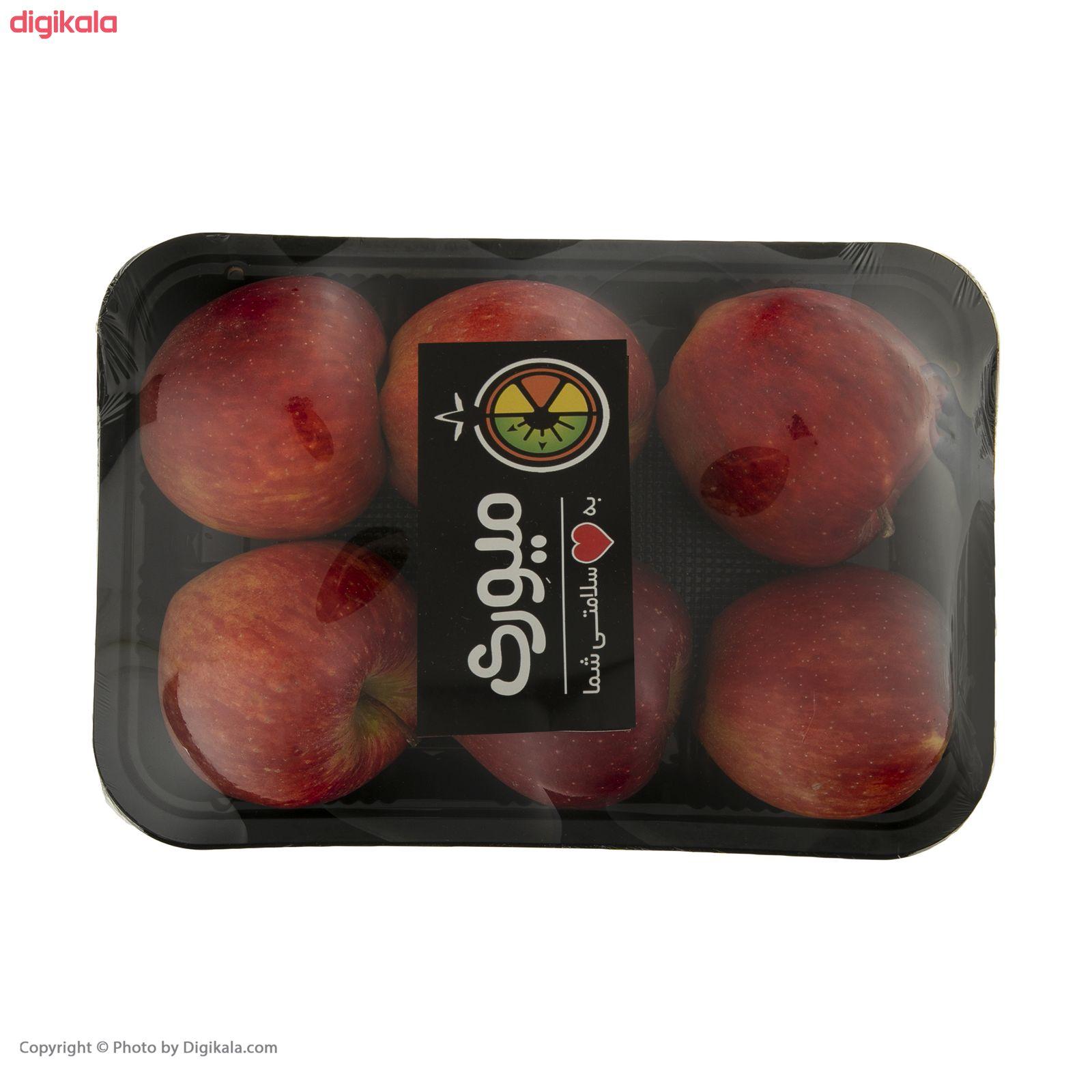 سیب قرمز میوری - 1 کیلوگرم main 1 3
