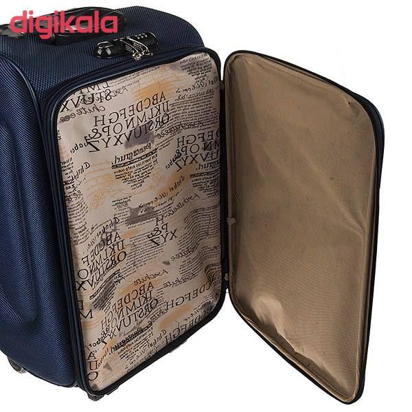 مجموعه 2 عددی چمدان مدل 1199 main 1 4