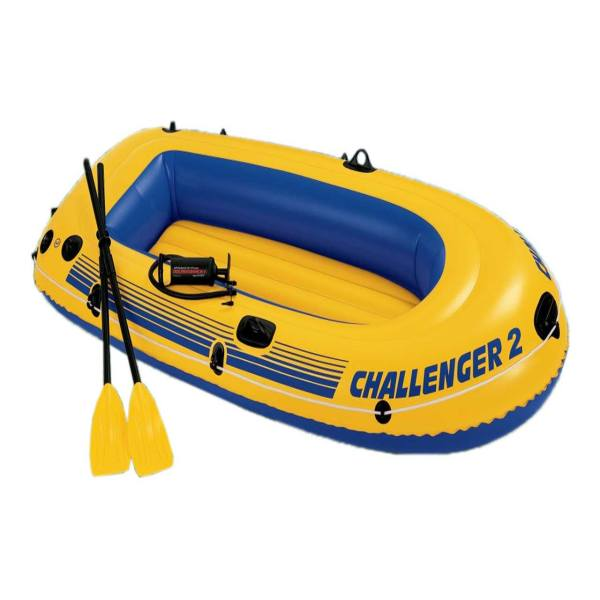 قایق بادی 2نفره اینتکس مدل 68367