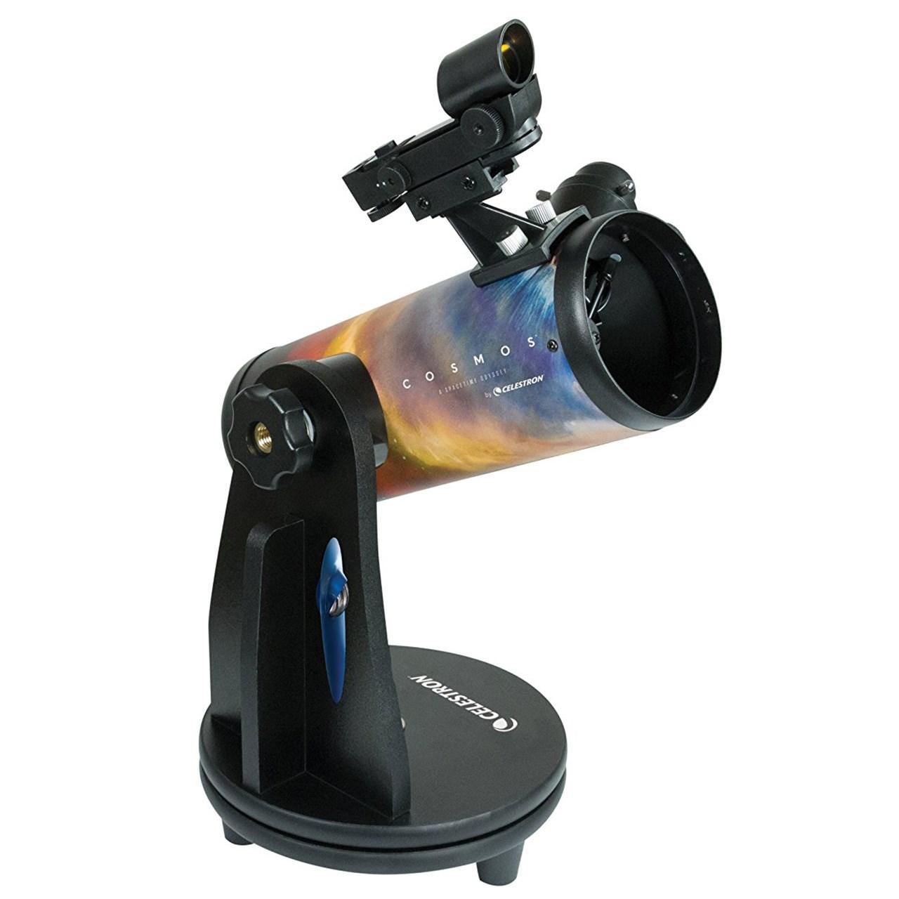 تلسکوپ سلسترون مدل COSMOS First Scope 76