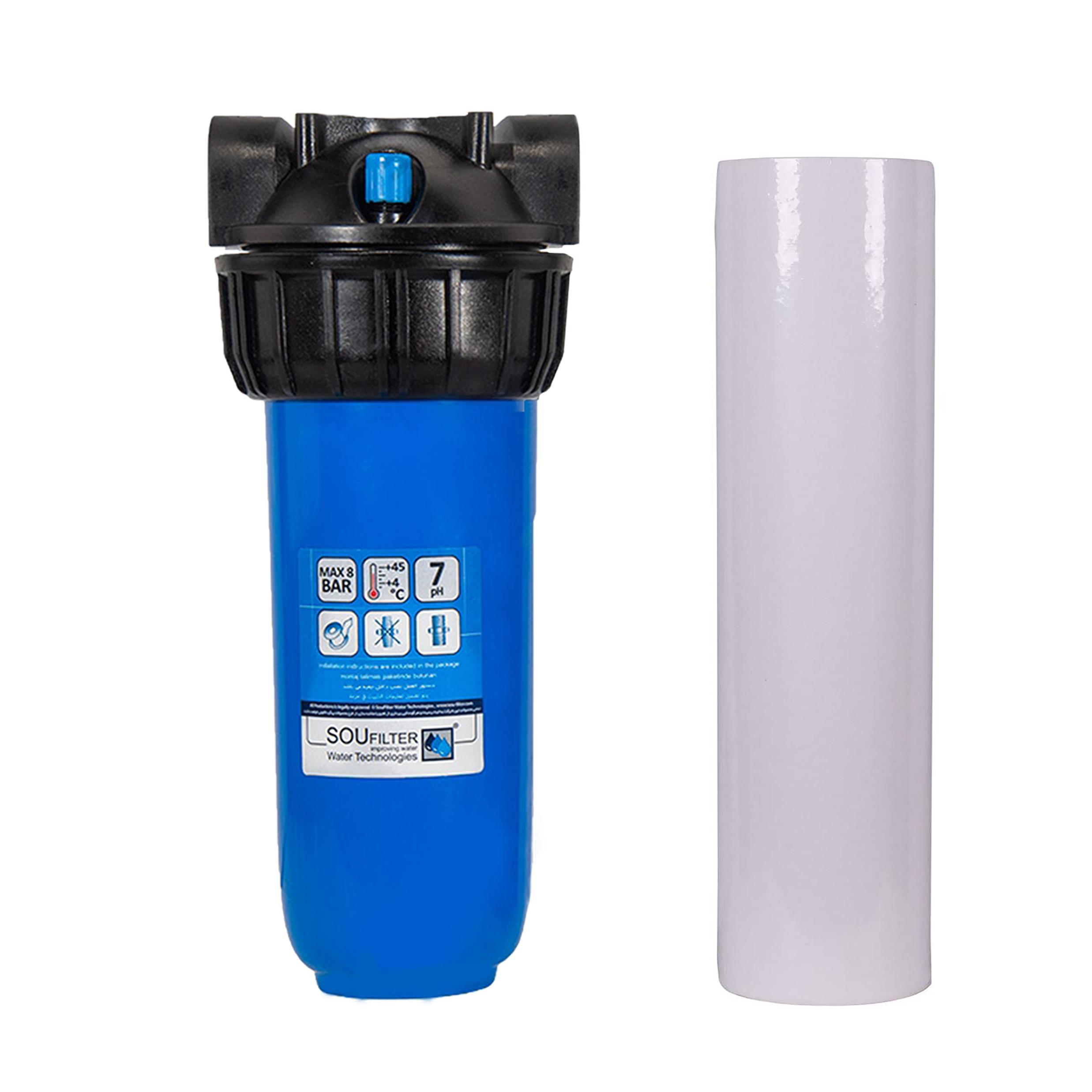 هوزینگ تصفیه کننده آب سوفیلتر مدل 001