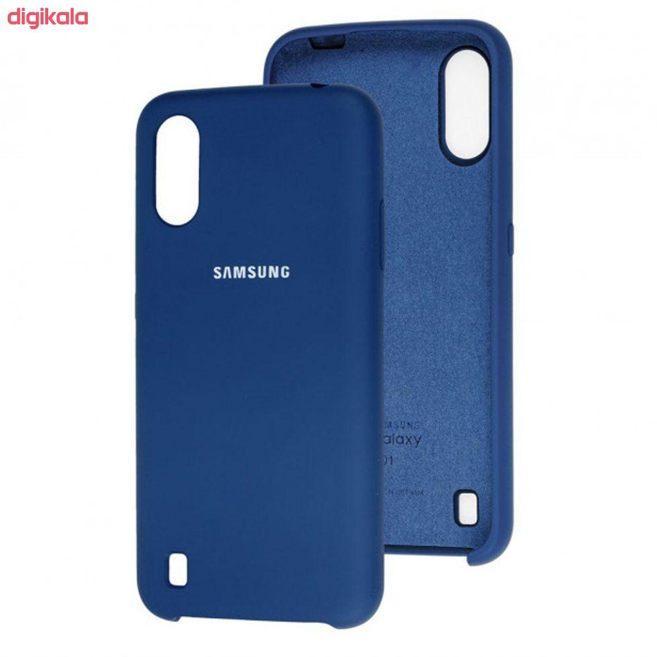 کاور مدل SLCN مناسب برای گوشی موبایل سامسونگ Galaxy A01 main 1 14