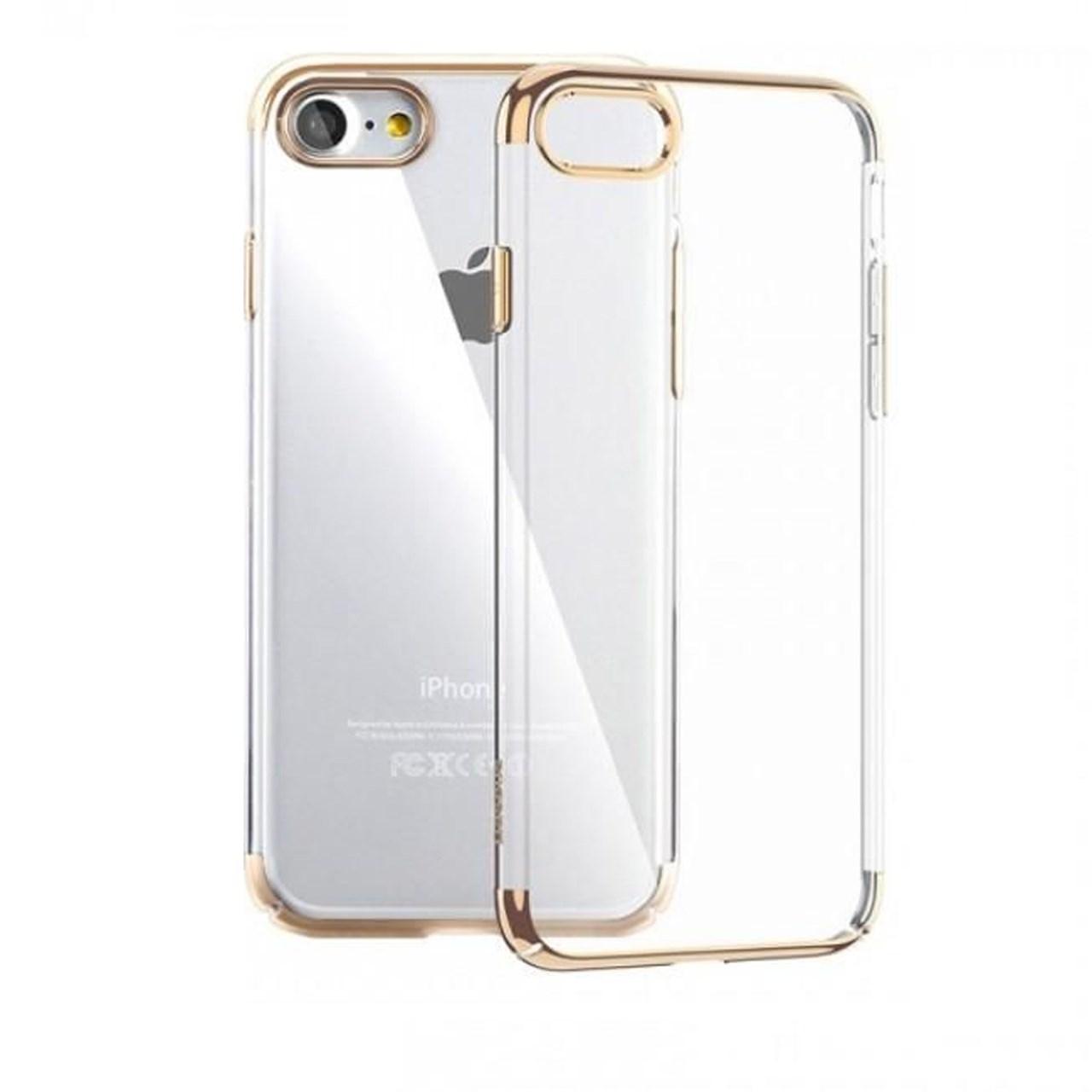 کاور باسئوس مدل Super Slim Glitter Case مناسب برای گوشی موبایل آیفون 7