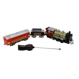 قطار اسباب بازی کنترلی