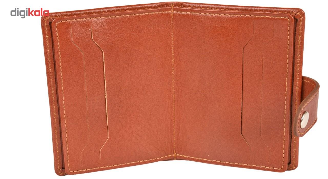 کیف کارت کهن چرم مدل CH25-1
