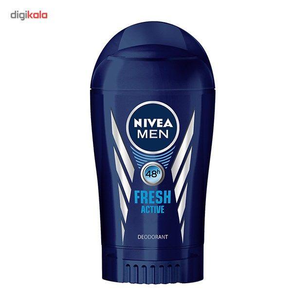 استیک ضد تعریق مردانه نیوآ مدل Fresh Active حجم 40 میلی لیتر main 1 1