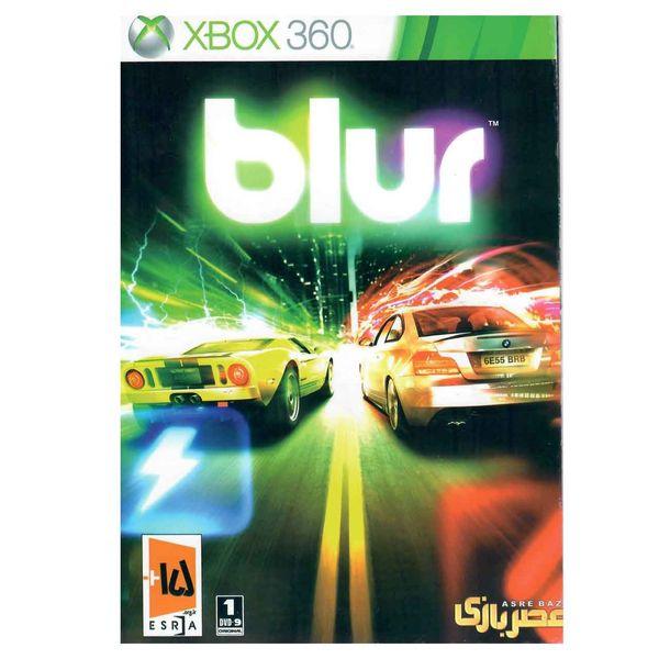 بازی Blur مخصوص ایکس باکس 360