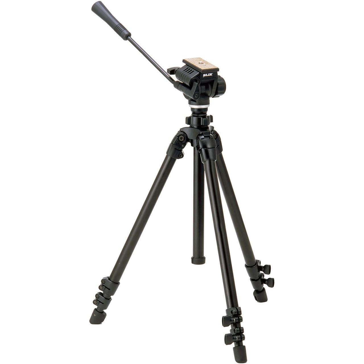 سه پایه دوربین اسلیک مدل PRO 340 QF