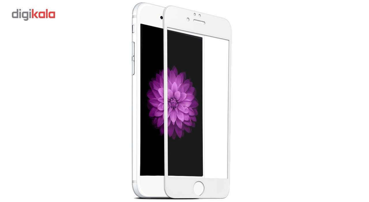 محافظ صفحه نمایش شیشه ای جی سی کام مناسب برای گوشی موبایل اپل آیفون  7 پلاس/8 پلاس main 1 2
