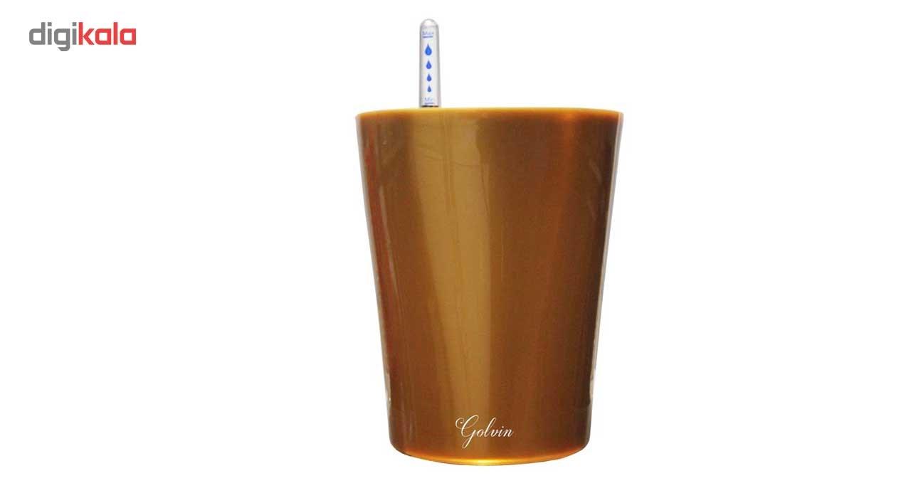 گلدان پلاستیکی خودآبرسان گلوین مدل CS1 main 1 6