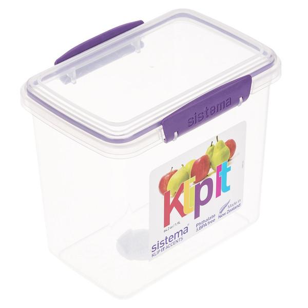 ظرف نگهدارنده سیستما سری Klip It کد 61680-1216