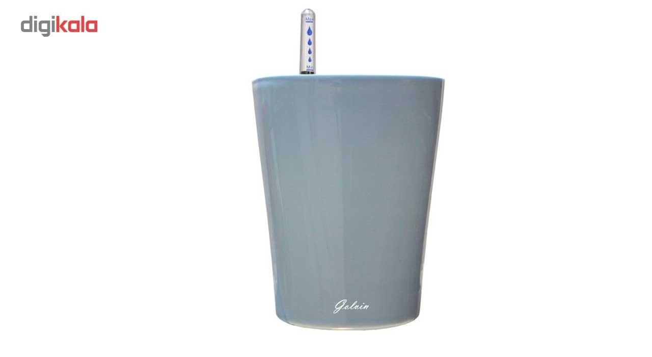 گلدان پلاستیکی خودآبرسان گلوین مدل CS1 main 1 8