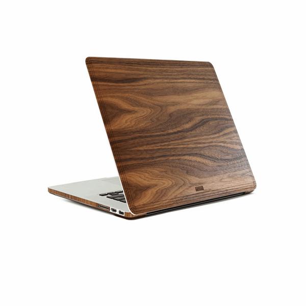 کاور چوبی تست مدل Plain مناسب برای مک بوک ایر 13 اینچی اپل