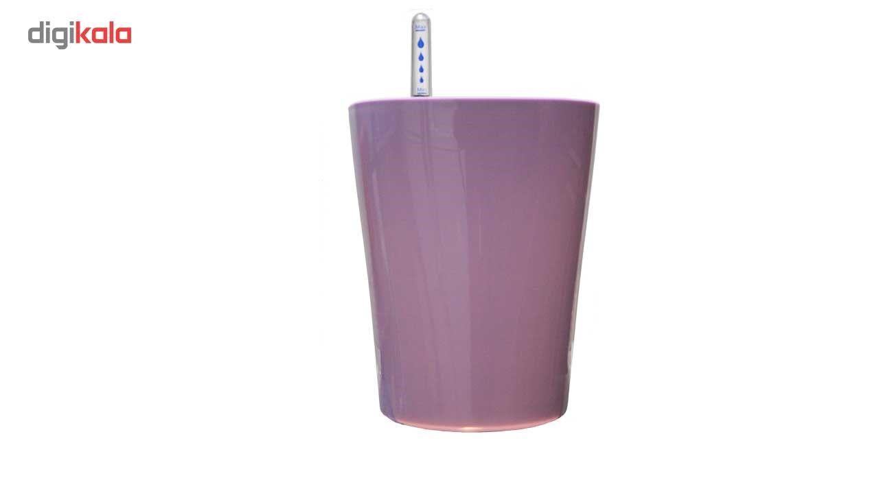 گلدان پلاستیکی خودآبرسان گلوین مدل CS1 main 1 12