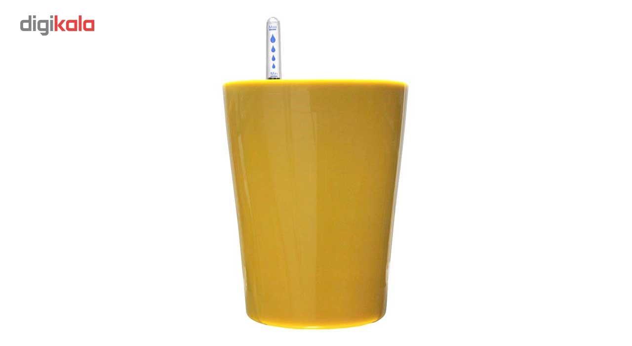 گلدان پلاستیکی خودآبرسان گلوین مدل CS1 main 1 14