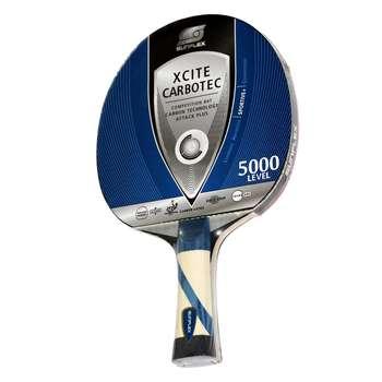 راکت پینگ پنگ سانفلکس مدل XCITE CARBOTEC LEVEL 5000