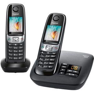 تلفن بی سیم گیگاست مدل C620 A Duo
