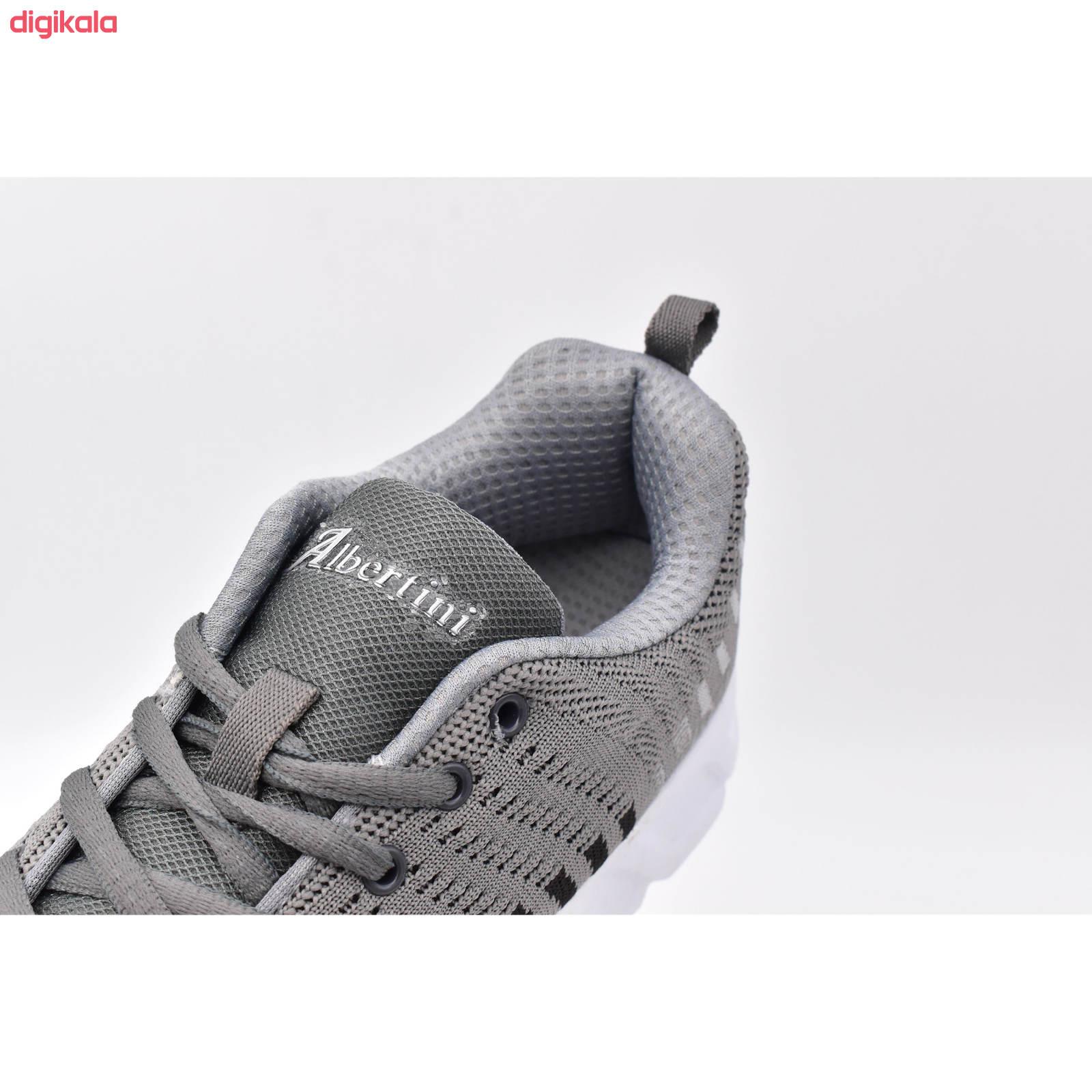 کفش پیاده روی مردانه آلبرتینی مدل زمرد کد 7904 main 1 7