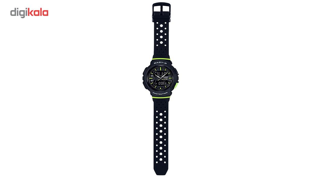 ساعت مچی عقربه ای زنانه کاسیو مدل BGA-240-1A2DR