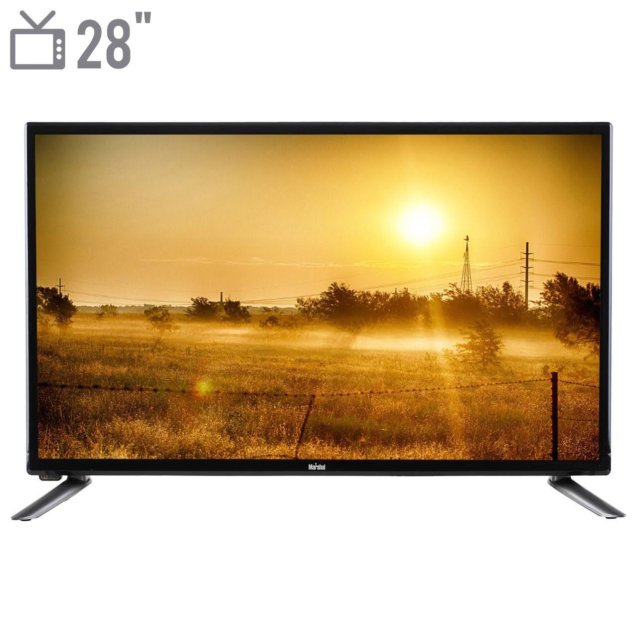 تلویزیون ال ای دی مارشال مدل ME-2802 سایز 28 اینچ