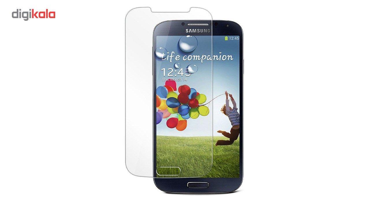 محافظ صفحه نمایش شیشه ای مدل Tempered مناسب برای گوشی موبایل سامسونگ Galaxy S4 main 1 1
