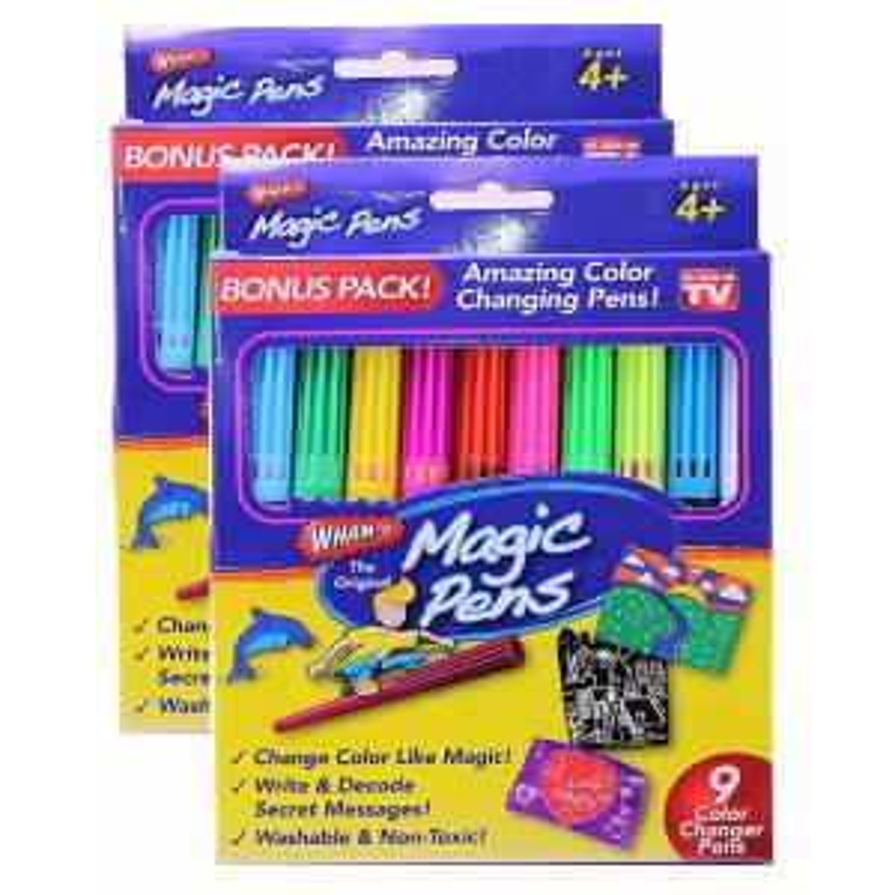 ماژیک جادویی مدل Magic  یک بسته 20 عددی