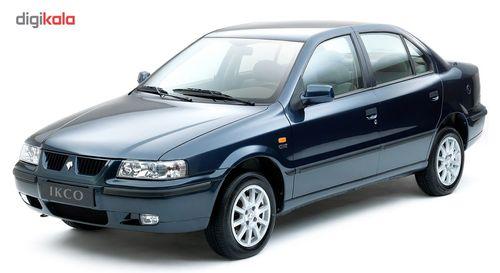 خودرو ایران خودرو سمند LX-EF7 دنده ای سال 1396