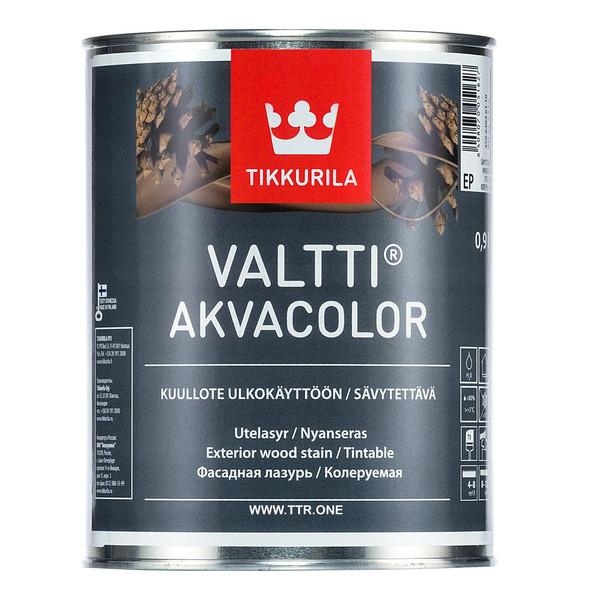 رنگ پایه آب تیکوریلا مدل 5073  VALTTI AKVACOLOR حجم 1 لیتر