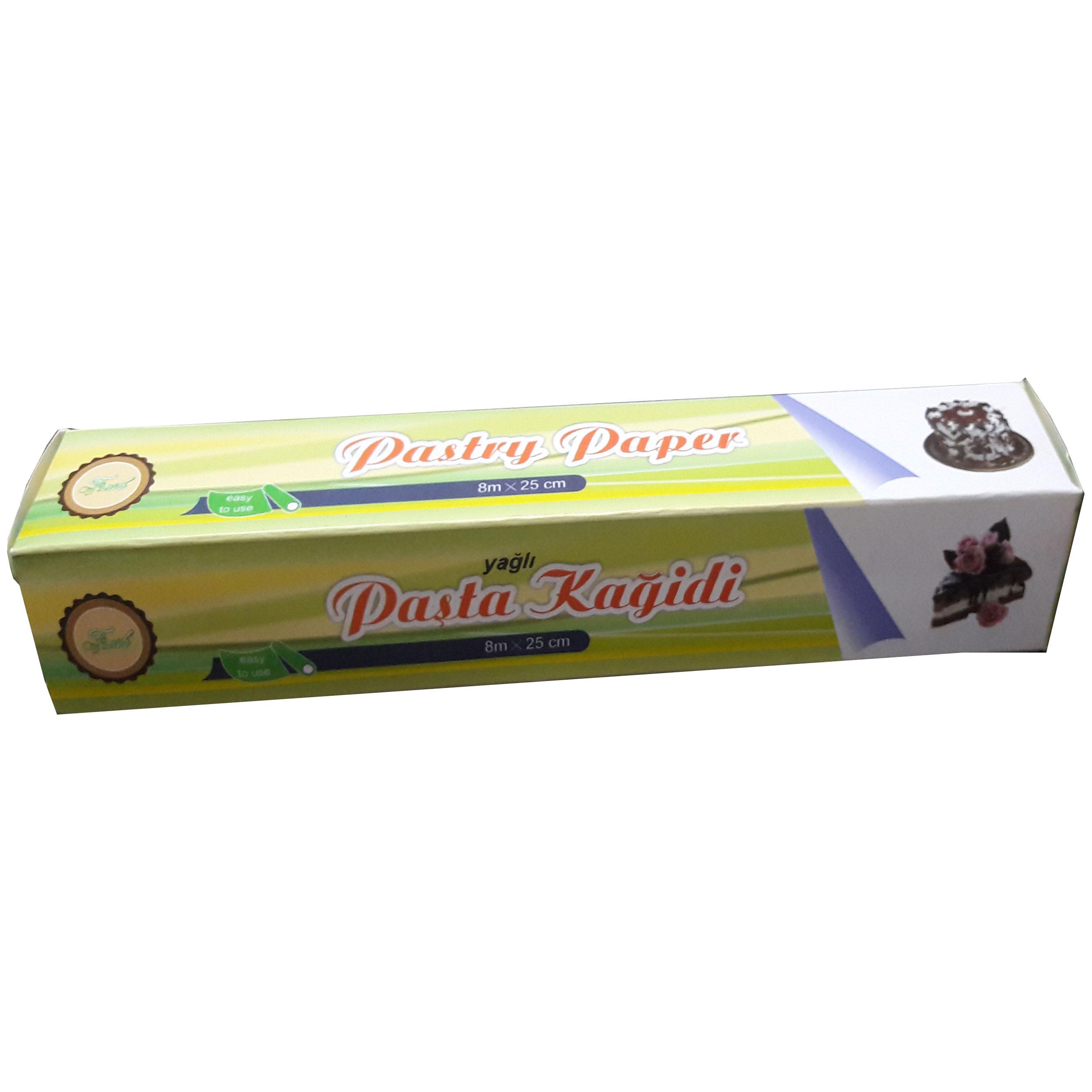 کاغذ شیرینی پزی مدل قنادک کد 825