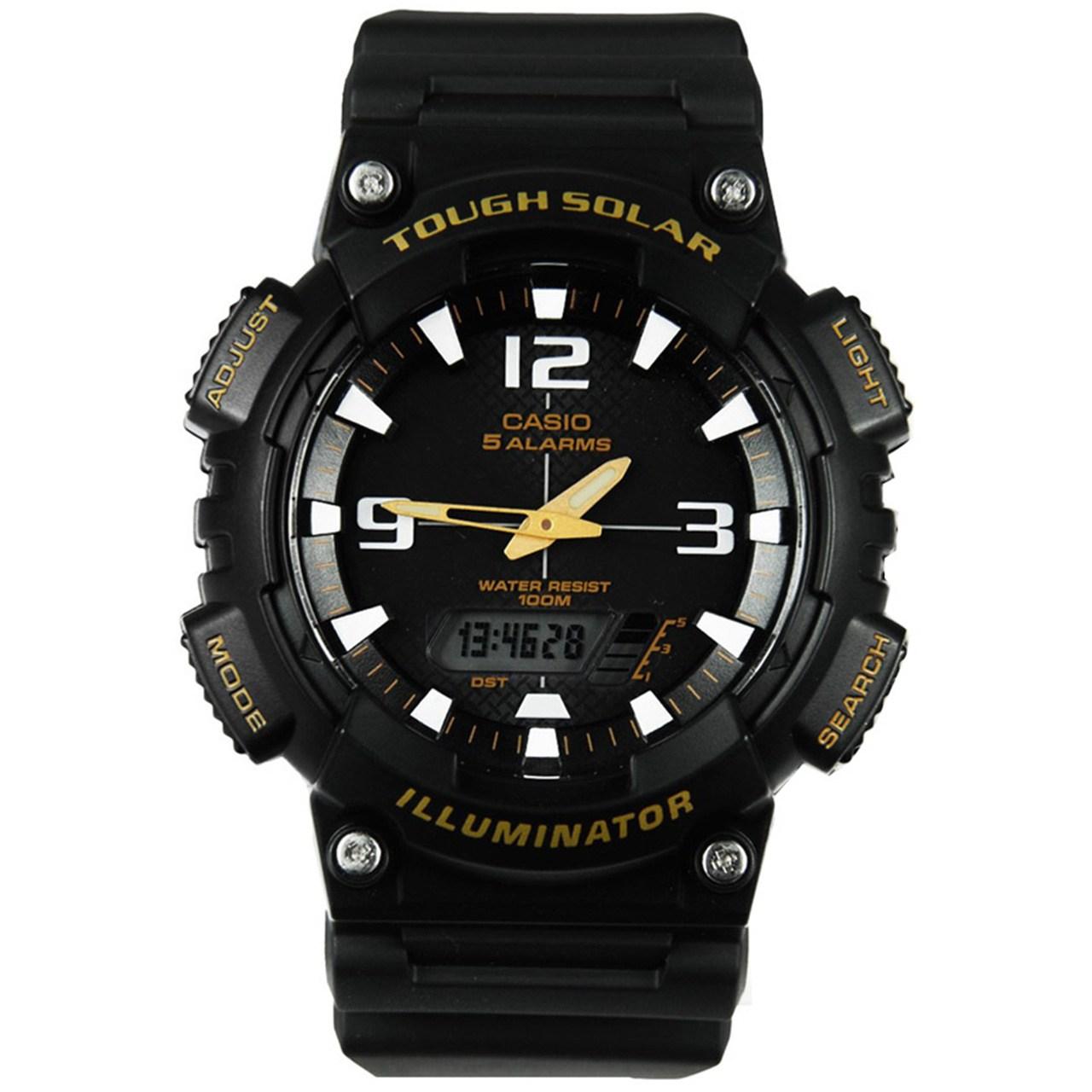 ساعت مچی عقربه ای مردانه کاسیو مدل AQ-S810W-1BVDF 46