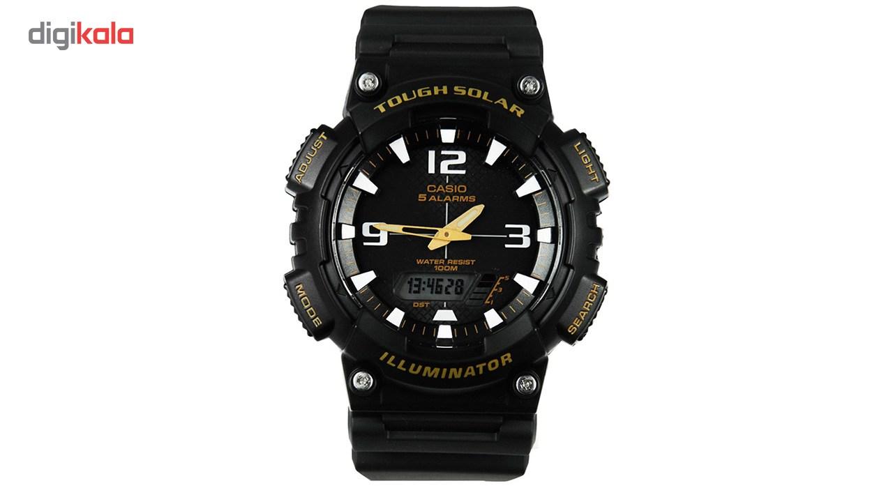 ساعت مچی عقربه ای مردانه کاسیو مدل AQ-S810W-1BVDF