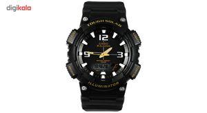 ساعت مچی عقربه ای مردانه کاسیو مدل AQ-S810W-1BVDF  Casio AQ-S810W-1BVDF Watch For Men