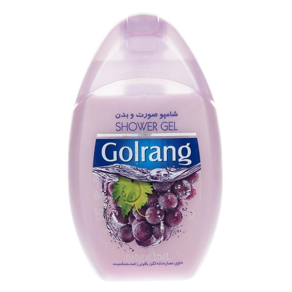 شامپو بدن گلرنگ مدل Grape مقدار 250 گرم