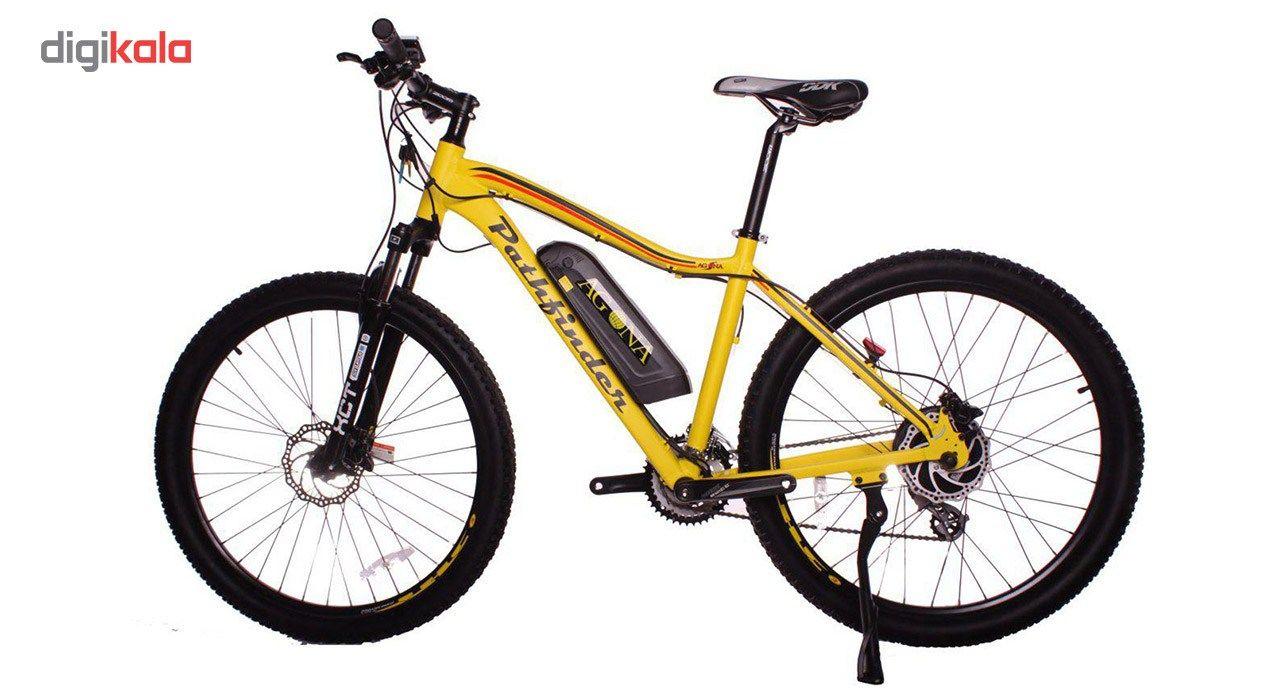 دوچرخه برقی آگونا مدل Pathfinder سایز 27.5