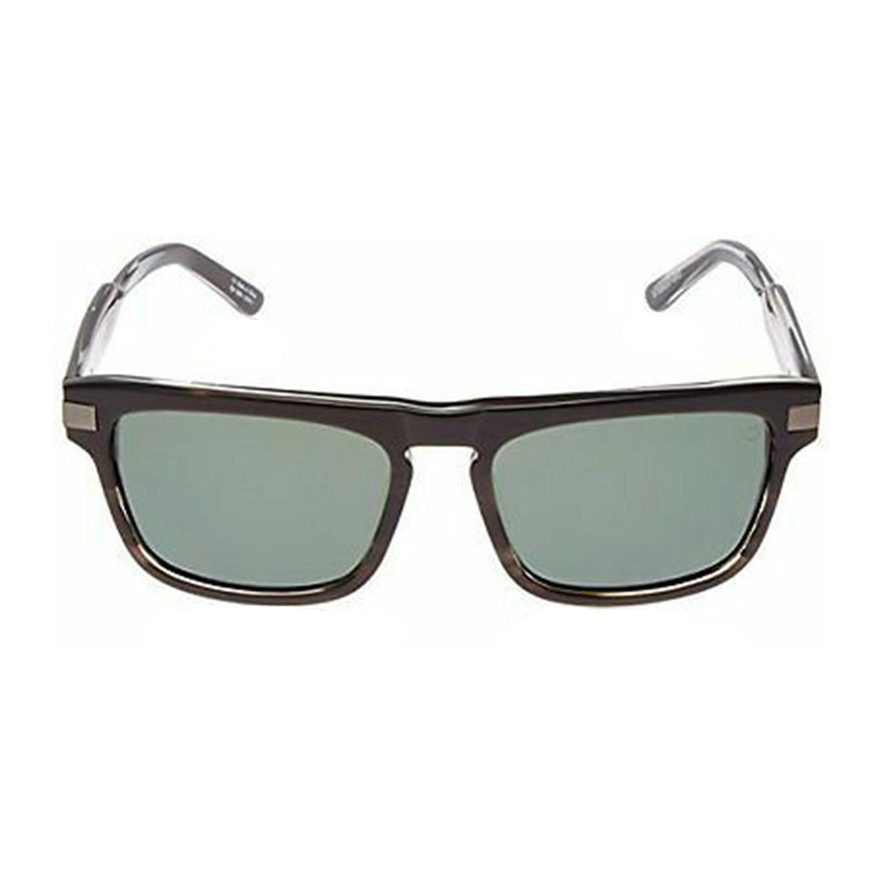 عینک آفتابی اسپای سری Funston مدل Black Horn Happy Gray Green