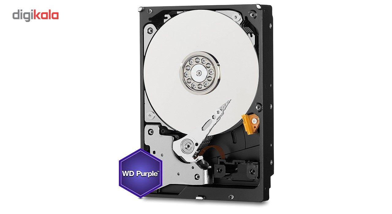 هارددیسک اینترنال وسترن دیجیتال مدل Purple WD10PURX ظرفیت 1 ترابایت main 1 4