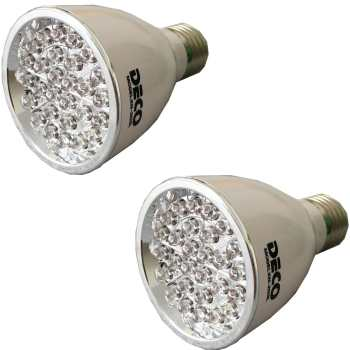 لامپ ال ای دی دکو مدل 2028L پایه E27  بسته 2 عددی