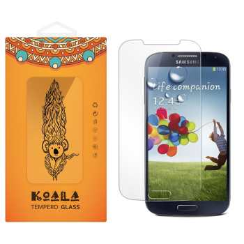 محافظ صفحه نمایش شیشه ای کوالا مدل Tempered مناسب برای گوشی موبایل سامسونگ Galaxy S4