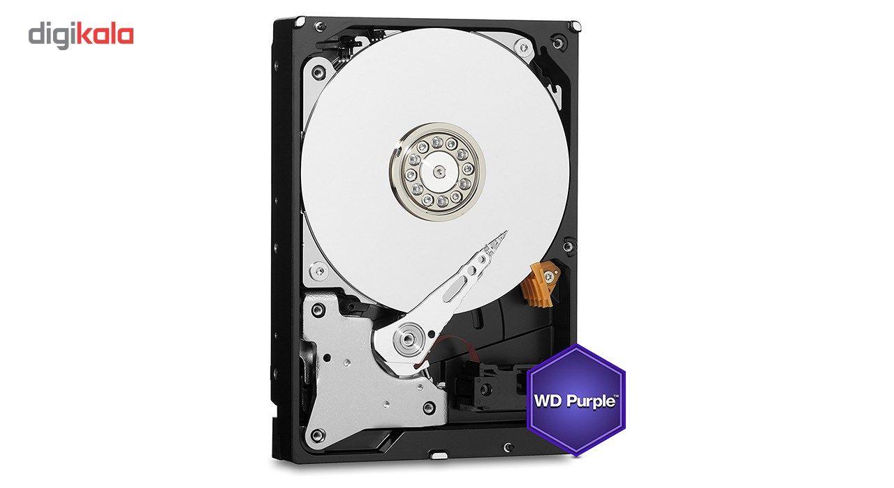 هارددیسک اینترنال وسترن دیجیتال مدل Purple WD10PURX ظرفیت 1 ترابایت main 1 5