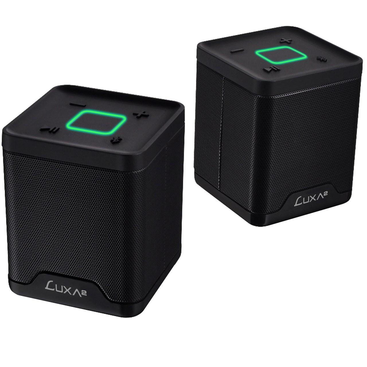 اسپیکر بلوتوثی قابل حمل لوکسا2 مدل Groovy Duo Live
