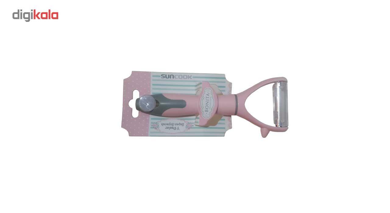 پوست کن کمانی سان کوک مدل Kit110 main 1 2