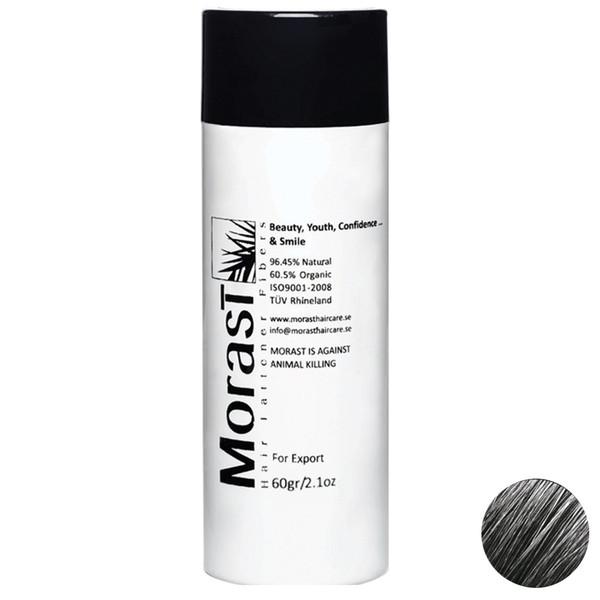 پودر پرپشت کننده موی مورست مدل Gray مقدار 60 گرم