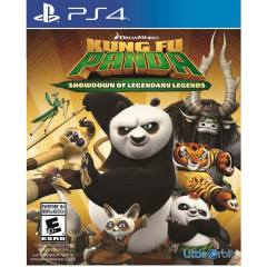 بازی KUNG FU PANDA SHOWDOWN OF LEGENDARY LEGENDS مخصوص PS4